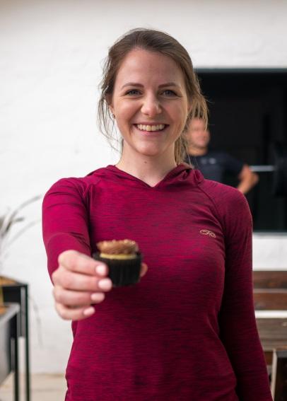 Michelle Kahn, Running for Cake Founder